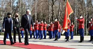 Premijer posjetio kasarnu Milovan Šaranović u Danilovgradu