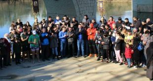 Održana Bogojavljenska liturgija u Danilovgradu