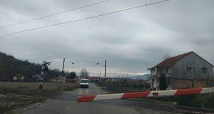 U kvaru pružni prelaz Burum