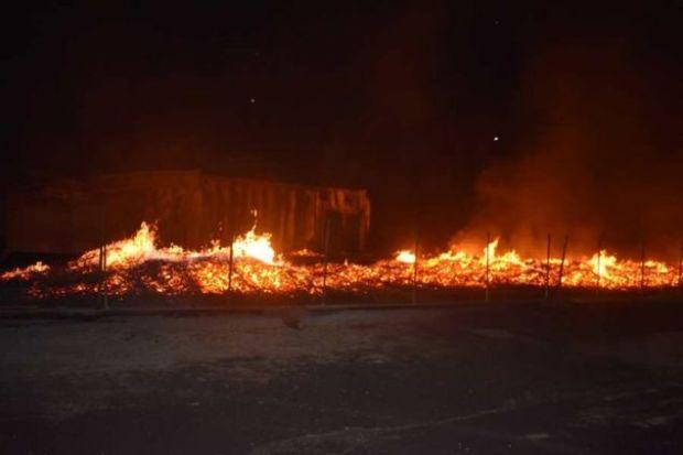 Οι αρχές θα διεξάγουν έρευνα για τα αίτια της πυρκαγιάς