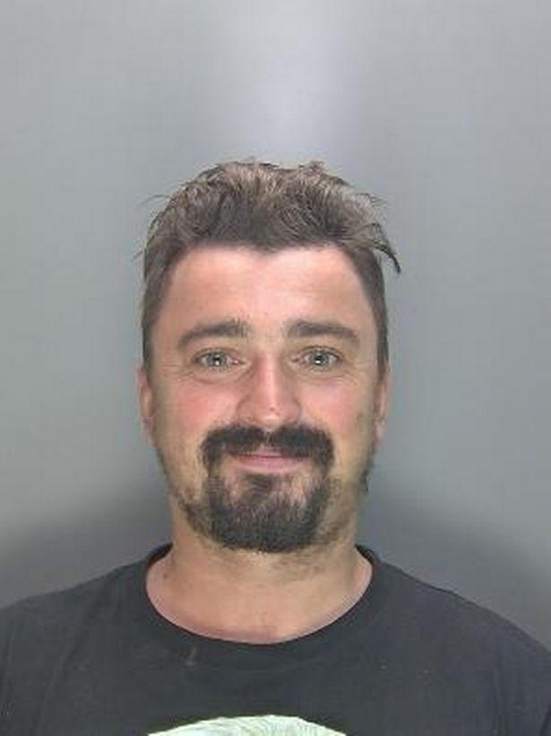 Ο 31χρονος οικοδόμος Ντάνιελ Νεάγκου (Φωτογραφία: Hertfordshire Police)