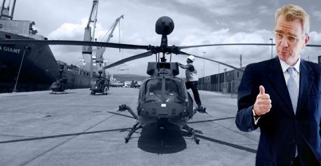 ΑYTOΣ ΕΙΝΑΙ ο ΠΡΑΓΜΑΤΙΚΟΣ ΛΟΓΟΣ! ΤΑ OH-58D Kiowa Warrior ΔΕΝ ΗΡΘΑΝ για την ΤΟΥΡΚΙΚΗ ΑΠΕΙΛΗ