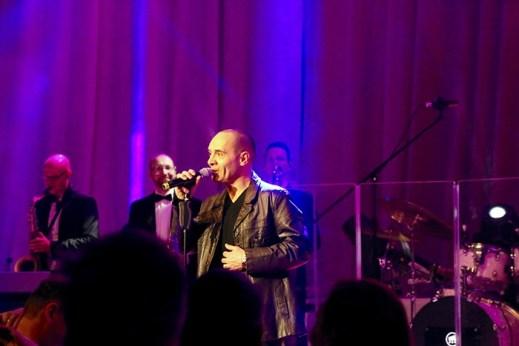 Live mit Matt Bianco (Mark Reilly) in Hannover © Stefan Lohmann