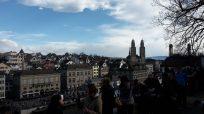 Ausblick in Zürich 2017