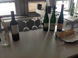 Weintest auf dem TYPO3camp