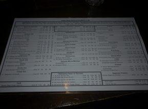 Bier-Liste Beer Authority New York