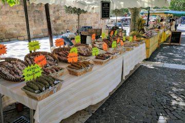 Frejus Wochenmarkt Mai 2017