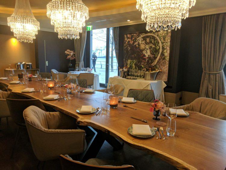 LOUIS Restaurant Speisesaal