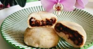 Siopao Pork - gedämpfte Teigtaschen mit Schweinefleisch
