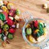 """Tomaten-Brot-Salat - unser Beitrag zur Blogevent """"altbacken"""""""