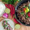 Beef Barbacoa mit Maistortillas