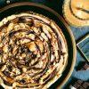 Schokoladen-Erdnussbutter-Kuchen