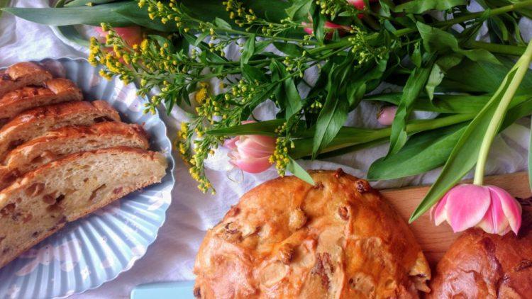 Poschweck - das zuckersüßes Aachener Osterbrot