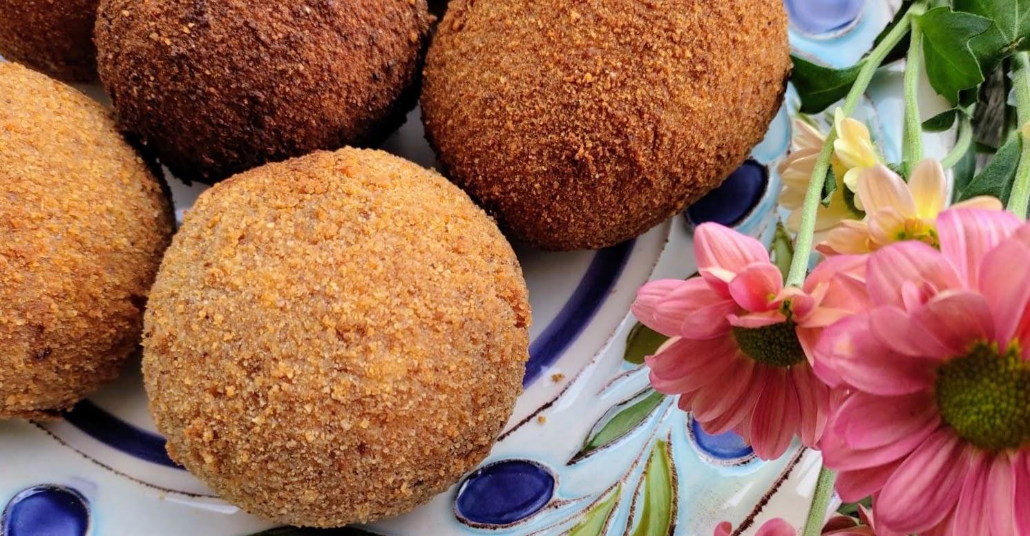Arancino di riso – das sizilianische Street-Food Highlight