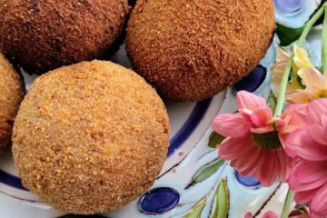 Arancino di riso - das sizilianische Street-Food Highlight-1