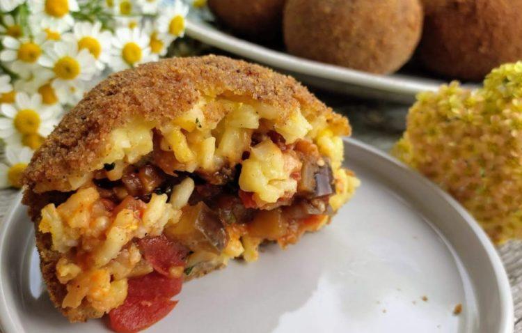 Arancino di riso - das sizilianische Street-Food Highlight