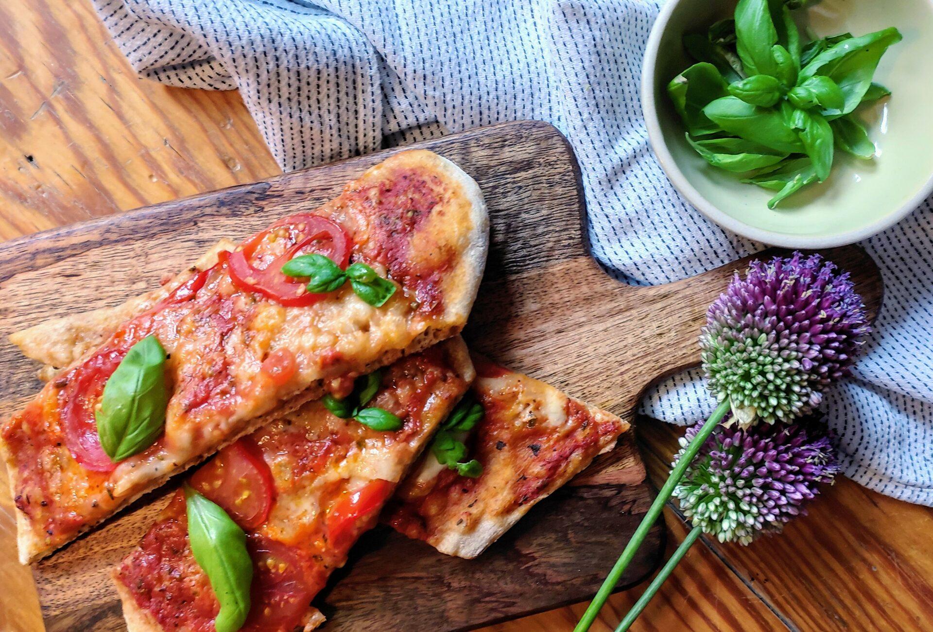 1X Umrühren Bitte Aka Kochtopf pinsa romana – die mutter aller pizzen