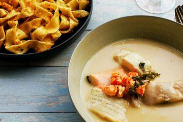 Elsässische Matelote - Fischtopf inspiriert von Kitchen Impossible