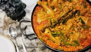 Paella Valenciana nach Kitchen Impossible Header