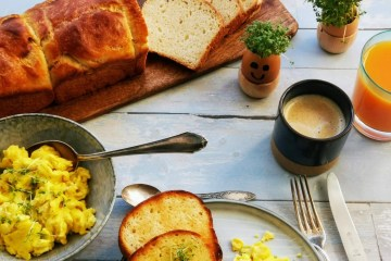 Kefir Weizen Toast