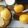 Einfache Milchbrötchen aus süßem Sauerteig