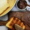 Super softes Buttertoast mit süßem Sauerteig-getoastet