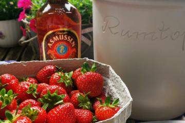 Rumtopf selber machen - ein einfaches und leckeres Rezept