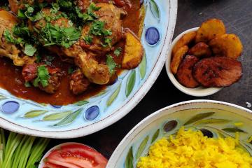 Ecuadorianisches Haehnchen Rezept - Seco de pollo