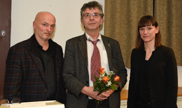 Volkmar Schöneburg, Christoph Huth, Florentine Nadolni