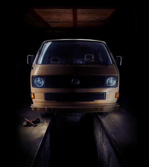 Volkswagen VW T3 Kombi