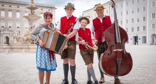Salzburger Straßenmusik