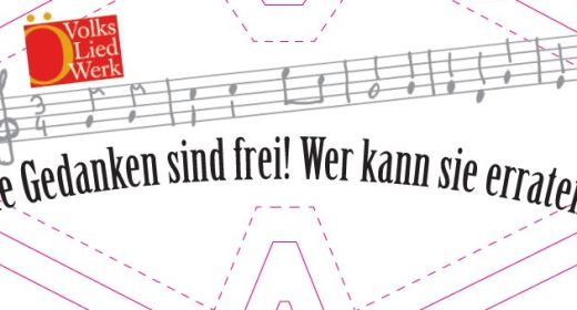 Volksliedwerk Mund-Nasen-Schutz