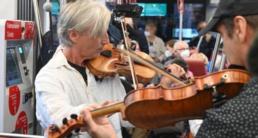 Eine Reise mit dem Österreichischen Volksliedwerk