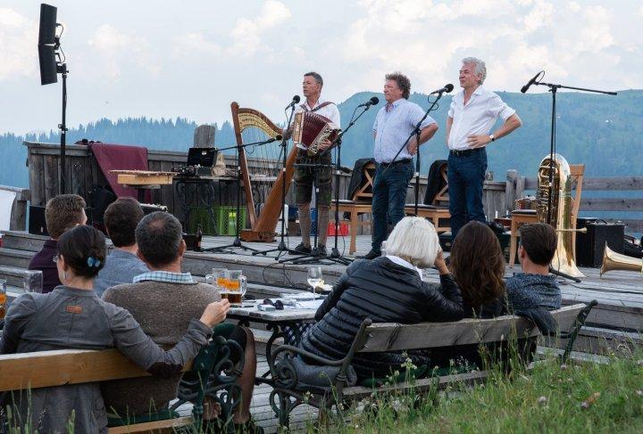 TON.spuren-Konzerte am Asitz