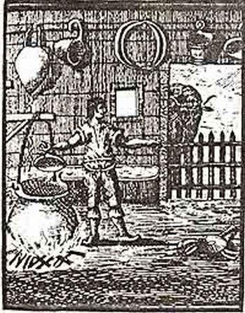 Kasermandl – Auf der Umbrückler Alm