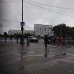 Моросящий дождь