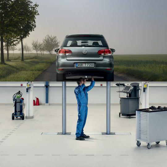Entretien Reparation Garage Volkswagen Eutrope
