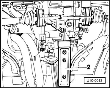 Volkswagen Workshop Manuals > Golf Mk1 > Power unit > 4 cyl. carburetor engine, mechanics (1.5