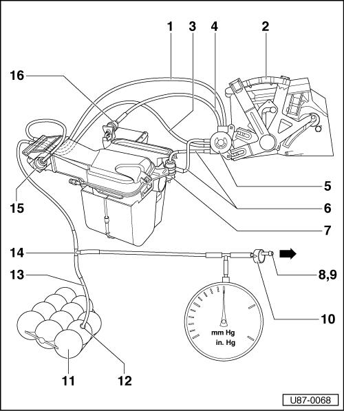 Volkswagen Workshop Manuals > Golf Mk1 > Heating, ventilation, air conditioning system > Heating