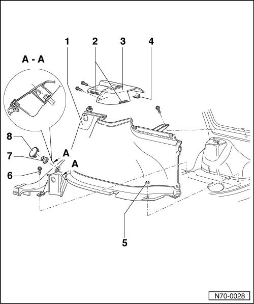 Volkswagen Workshop Manuals > Passat (B3) > Body > General