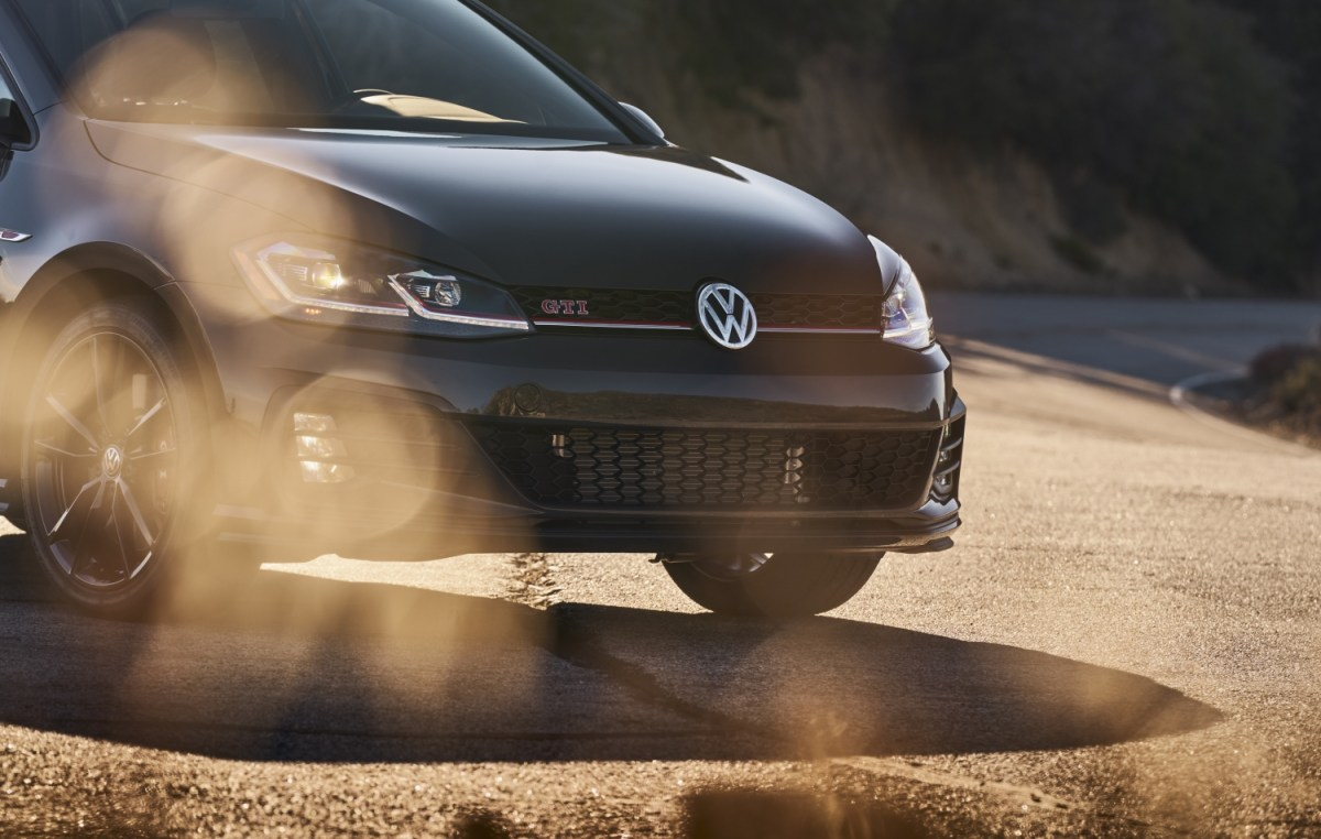 2019 volkswagen gti earns top safety pick rating from the insurance institute for highway safety [ 1200 x 762 Pixel ]