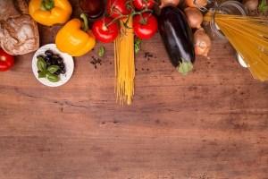 Die wichtigsten Bestandteile der Nahrung