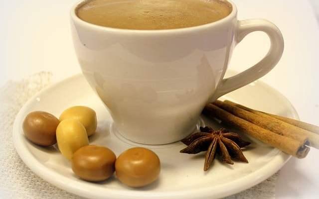 Kaffee Zimt