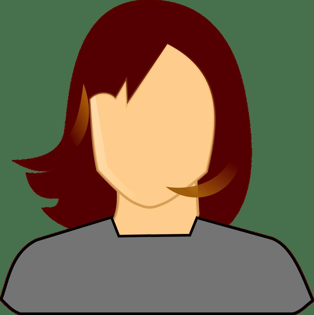 Avatar weiblich 1