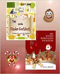 Kinderkochbuch Weihnachtsbackstube