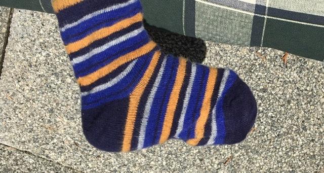 faule Socke, oder was?