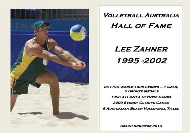 Lee Zahner  – Men's Beach