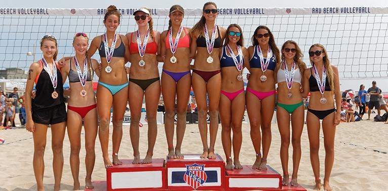 Denny Lennon AAU Beach National Director  Volleyballmagcom