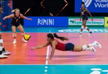 OLYMPICS: Griffin alums, Wong-Orantes and Fattal, lead VB and WP teams to 2-0 marks