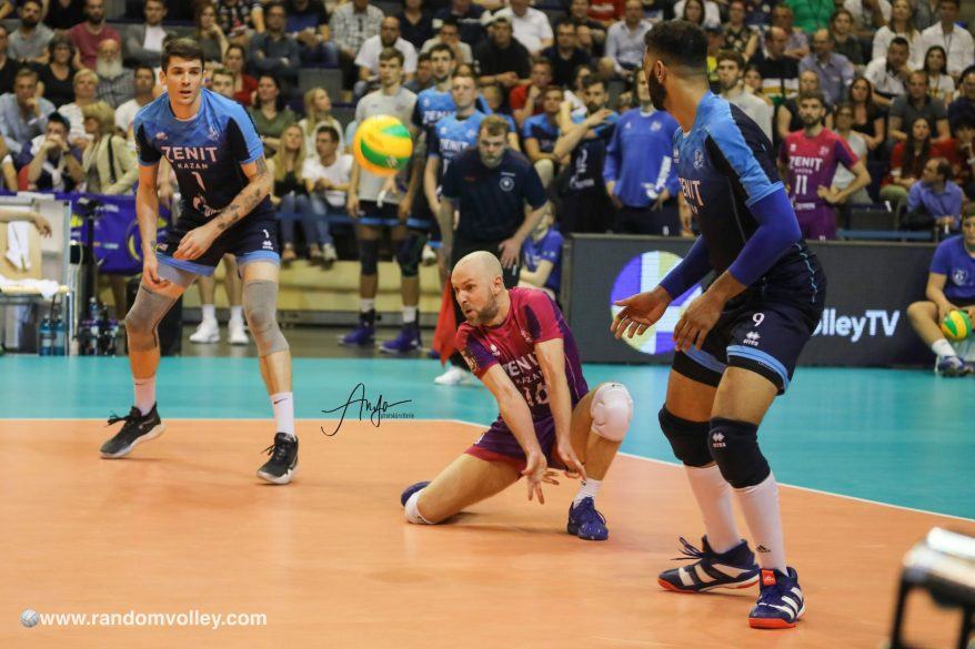 Russia Verbov About Zenit Kazan In The Last Three Weeks The Team Fell Apart Volley Times